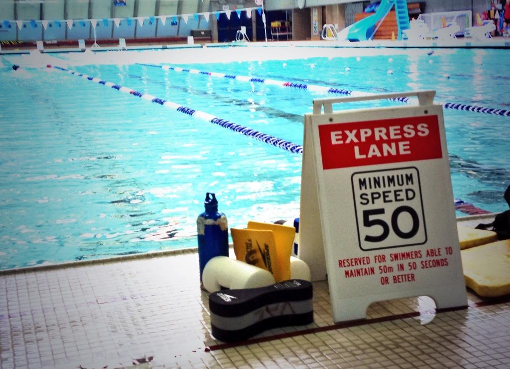 Lane Etiquette Marathon Swimmers Forum
