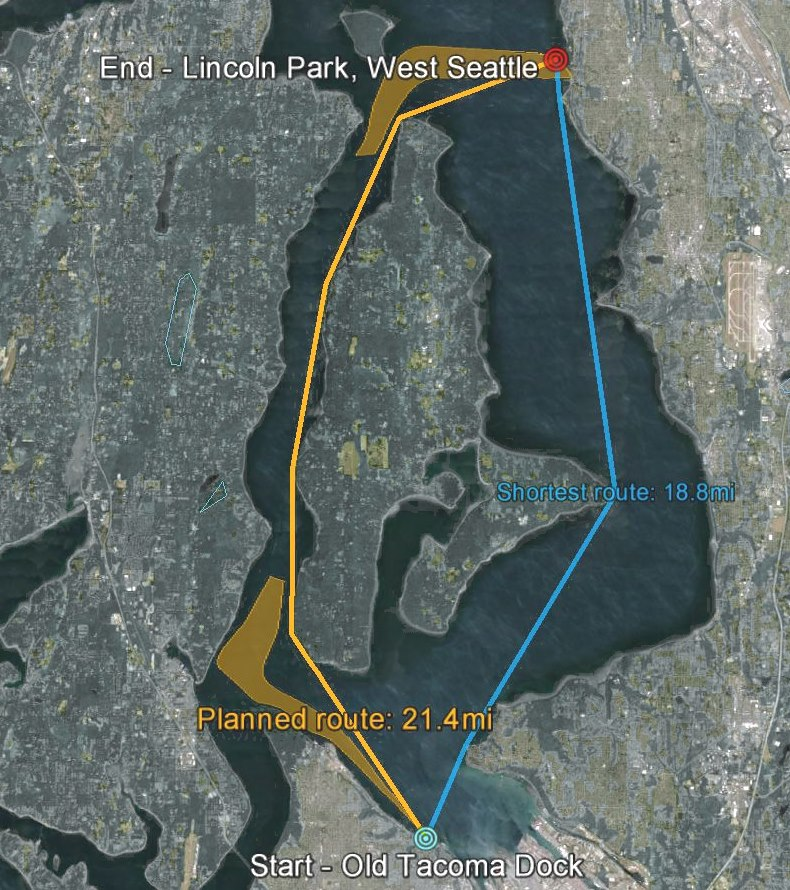 shortest-route-planned